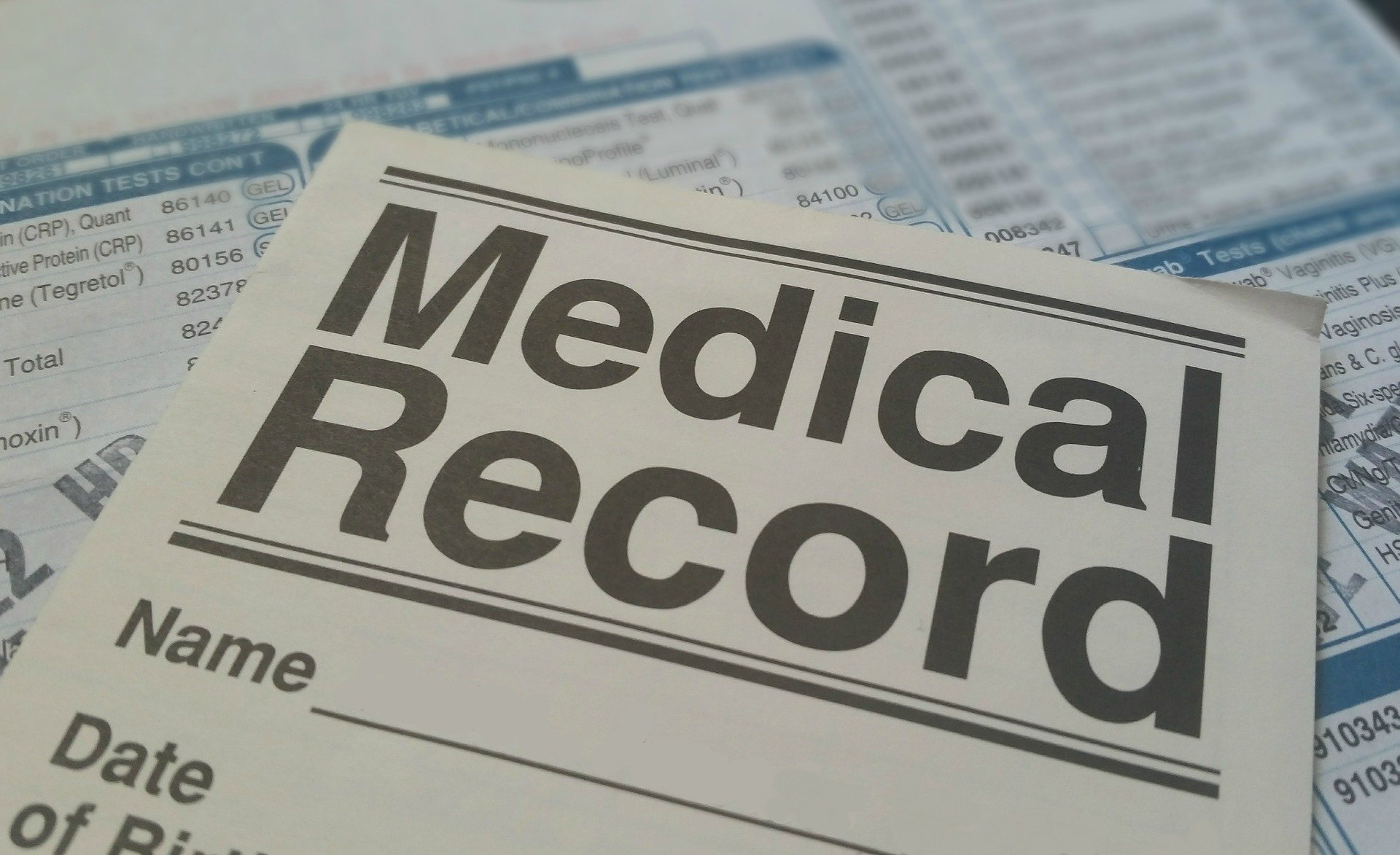 Medical Record Review Orthopedic Surgeon