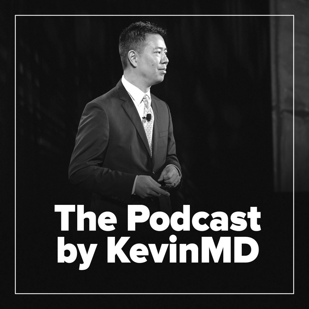The-Podcast-by-KevinMD Featuring Orthopedic Surgeon Dr. Daniel Paull--1024x1024